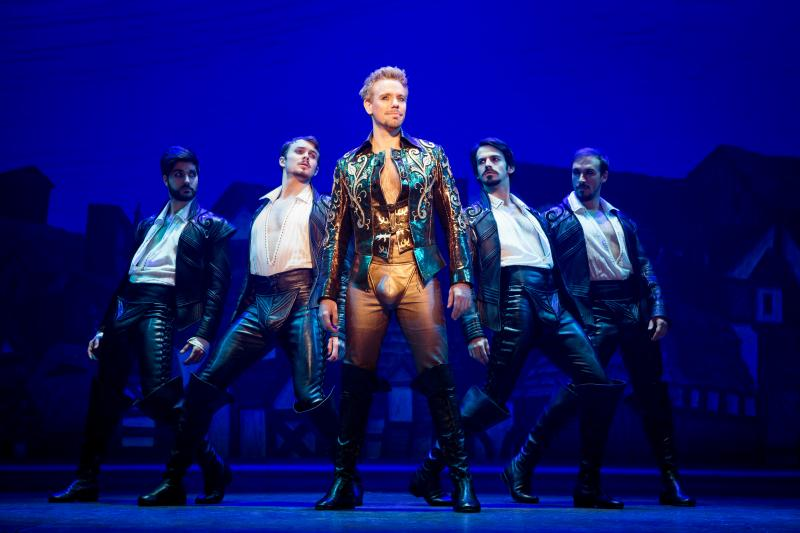 Wayne Kirkpatrick on Bringing SOMETHING ROTTEN! To His Hometown