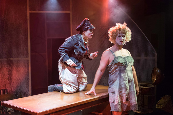 Photo Flash: First Look at Akvavit Theatre's HITLER ON THE ROOF, Opening Tonight