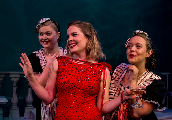 Photo Flash: The Theatre Group at SBCC presents HIGH SOCIETY