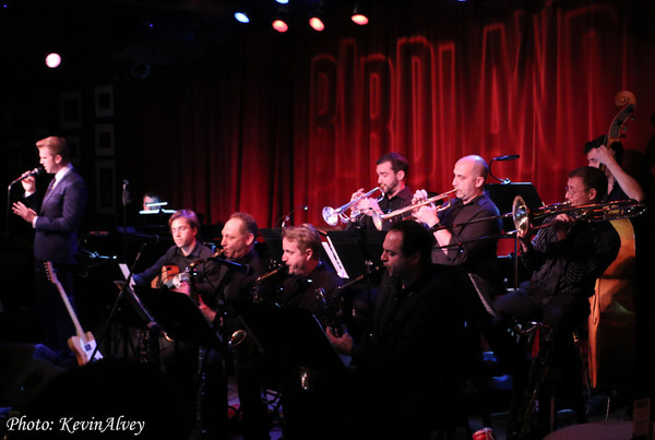 Photo Flash: Spencer Day Returns to Birdland to Celebrate CD Release