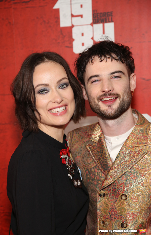 Olivia Wilde and Tom Sturridge