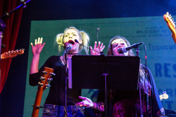 Photo Flash: First Look at DISCOUNT GHOST STORIES: WELL WORN WORDS at Ars Nova's ANT Fest 2017