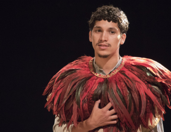 Photo Flash: First Look at OCCASION FOR SIN at Planet Connections