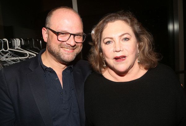 Carl Andress and Kathleen Turner