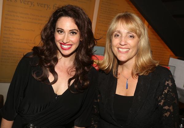 Lesli Margherita and Norma Lana
