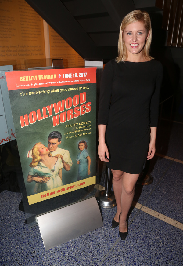 Photo Flash: First Look at Rosie O'Donnell, Leslie Margherita, Max von Essen, Taylor Louderman and More in HOLLYWOOD NURSES