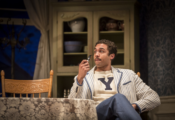 Photo Flash: A First Look at AH, WILDERNESS! at the Goodman Theatre