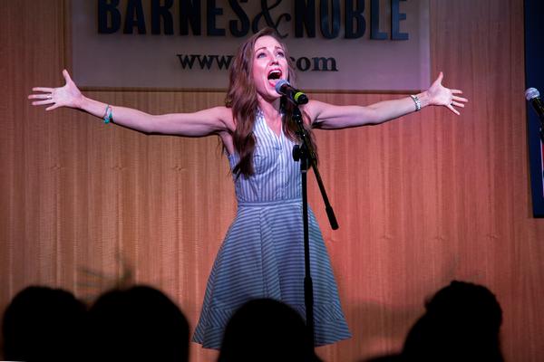 Photo Coverage: BANDSTAND Celebrates Cast Recording Release at Barnes & Noble