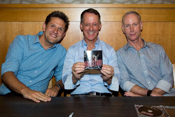 Greg Anthony Rassen, Robert Taylor, Richard Oberacker