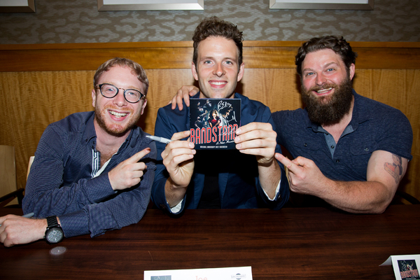 Alex Bender, Joe Carroll, Brandon James Ellis Photo