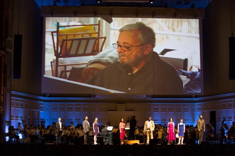 BWW REVIEW: Stephen Sondheim [sort of] comes to Symphony Hall in SONDHEIM ON SONDHEIM