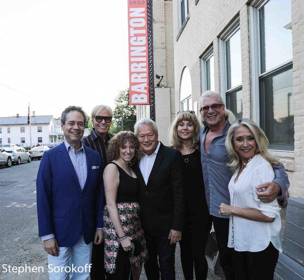 Mark Sendroff, Chuck Steffan, Rebecca Weiss, Stephen Sorokoff, Elizabeth Aspenlieder, Ron Abel, Eda Sorokoff