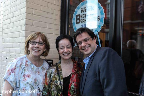 Julianne Boyd, Lynn Ahrens, Joe Calarco