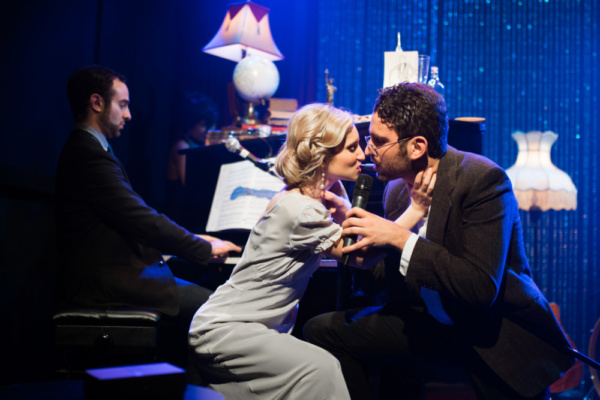 Photo Flash: Exclusive First Look at THE OTHER SIDE OF PARADISE at Ars Nova's Ant Fest