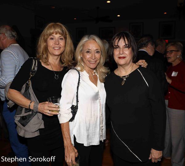 Elizabeth Aspenlieder, Eda Sorokoff, Marita O'Dea Glodt