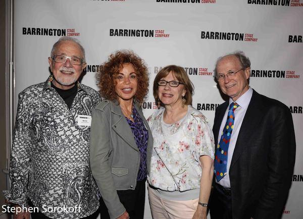Bernie Wolfson, Jesse Wolfson, Julianne Boyd, Dr. Norman Boyd