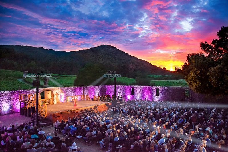 BWW Review: Another  Openin' Weekend at Transcendence Theatre, Wine Country Paradise, Sonoma Valley Inn and More!