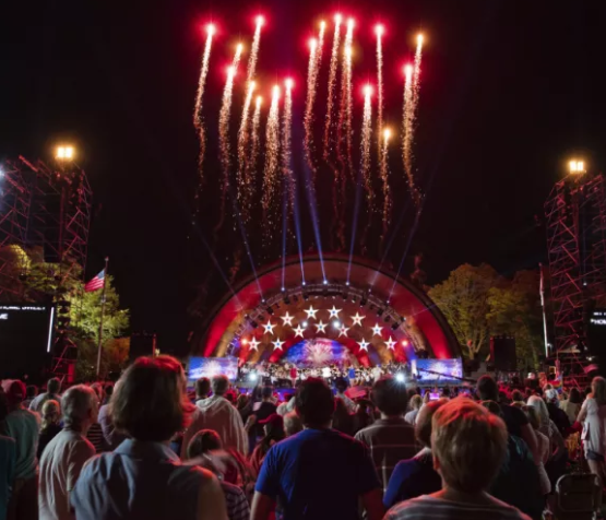 BWW's Guide to 4th of July TV Celebrations - Laura Osnes, Leslie Odom Jr., Heather Headley & More!