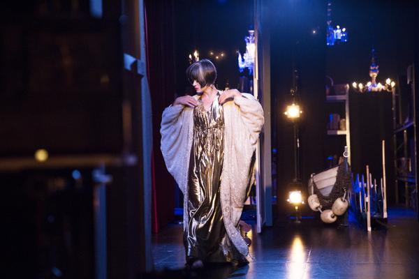 BWW Review:  The Romance of Backstage Haunts Third Rail Projects' GHOST LIGHT
