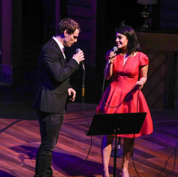 Photo Coverage: Jay Armstrong Johnson Headlines Barrington Stage Gala
