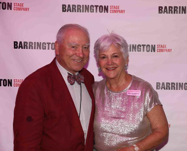 Bruno Quinson & Mary Ann Quinson
