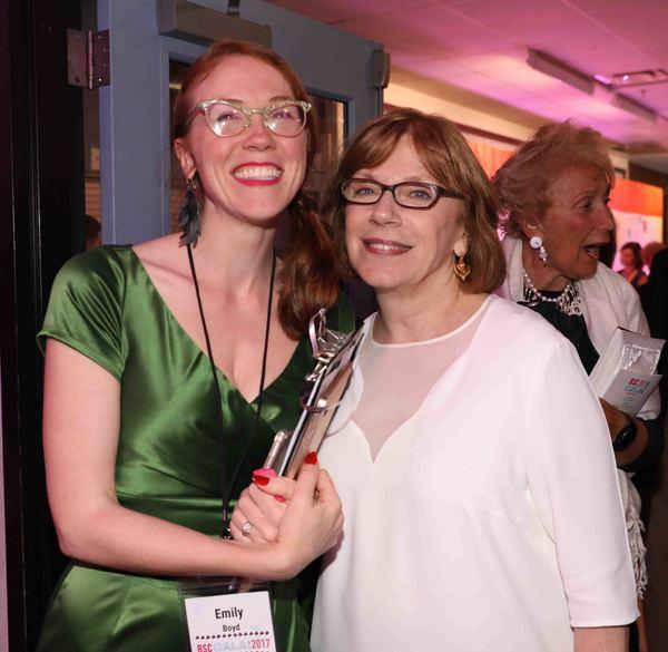 Emily Boyd & Julianne Boyd Photo