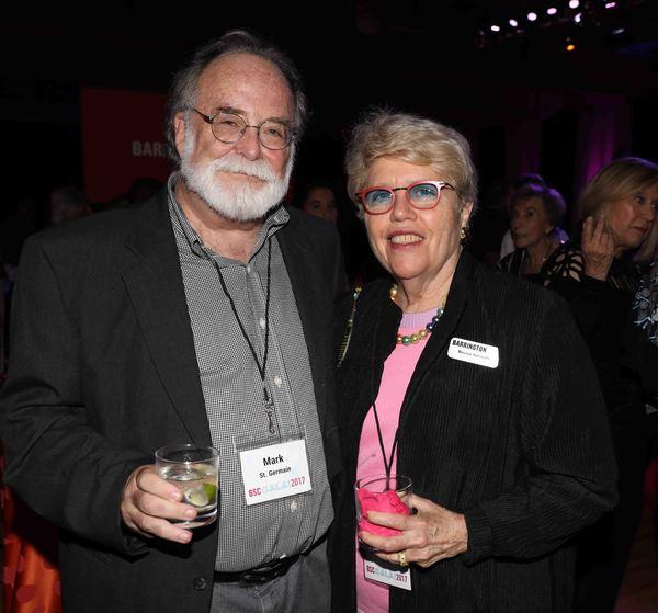 Mark St. Germain & Rosita Sarnoff