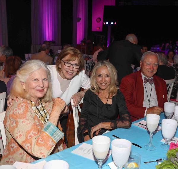 Kathleen Chrisman, Julianne Boyd, Eda Sorokoff Bruno Quinson