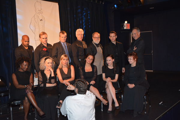 David Staller and -Darius de Haas, Stephen T. Shore, Bradford Cover, Tony Sheldon, Robert Zukerman, Richard Gallagher, Thom Sesma, Daphne Gaines, Mary Beth Peil, Kelly McAndrew, Rachel Botchan, Kimberly Immanuel and Cynthia Darlow