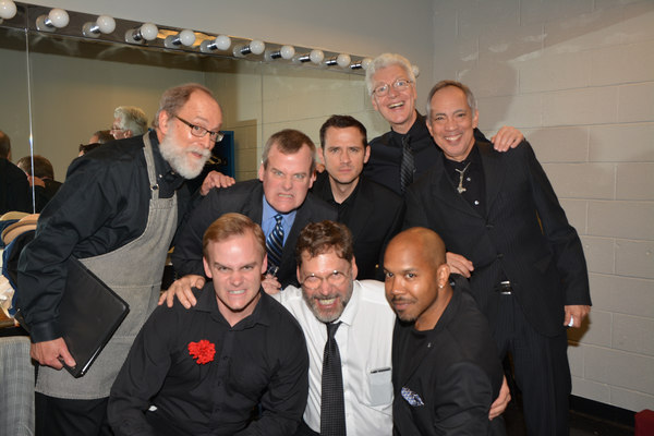 Robert Zukerman, Bradford Cover, Stephen T. Shore, Richard Gallagher, David Staller,  Photo