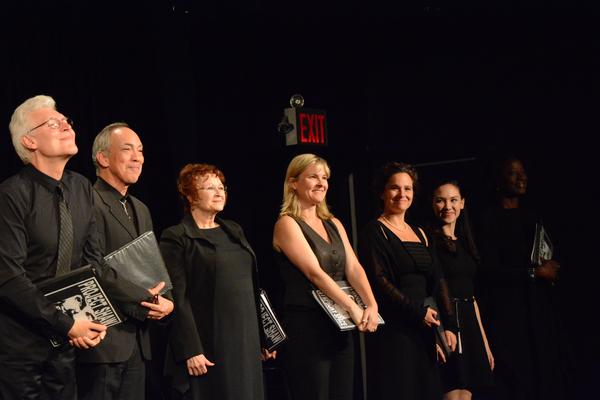 Tony Sheldon, Thom Sesma, Cynthia Darlow, Kelly McAndrew, Rachel Botchan, Kimberly Im Photo