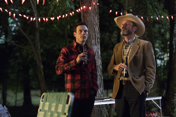 Scoot McNairy, Toby Huss