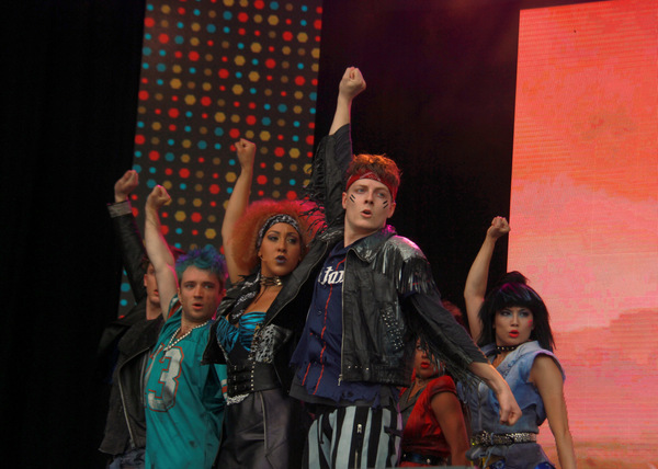 Photo Flash: BAT OUT OF HELL Revvs Up at WEST END LIVE 2017
