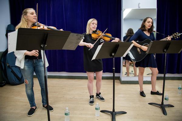 Lauren J. Thomas, Kendra Jo Brook, Lauren Patten Photo