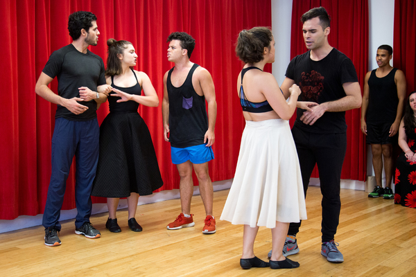 Photo Coverage: NYMF Gets Ready for Its 14th Year! Preview CAMP WANATACHI, MATTHEW MCCONAUGHEY VS. THE DEVIL, THE FOURTH MESSENGER and More
