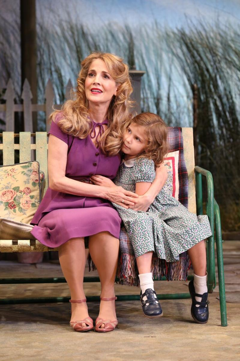 BWW Review: Horton Foote's THE TRAVELING LADY Arrives At The Cherry Lane