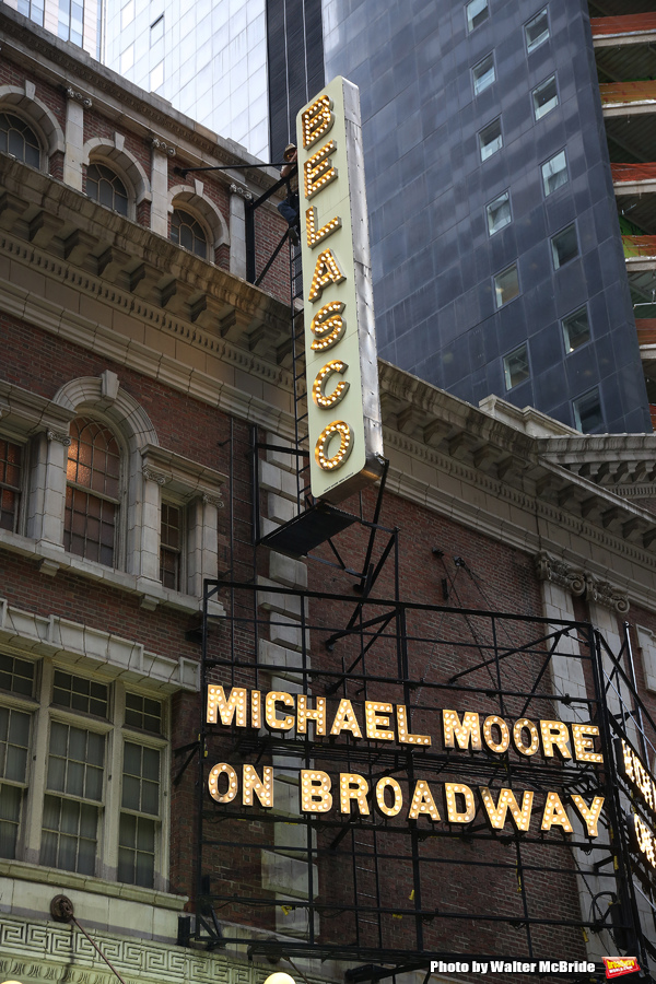 """Michael Moore on Broadway: The Terms of My Surrender"""