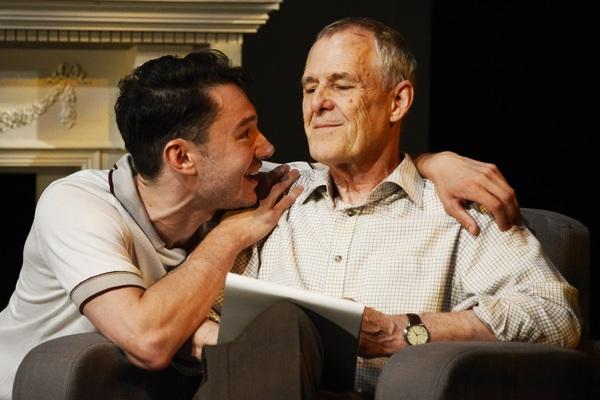 Andrew Fraser and Ian Gelder Photo