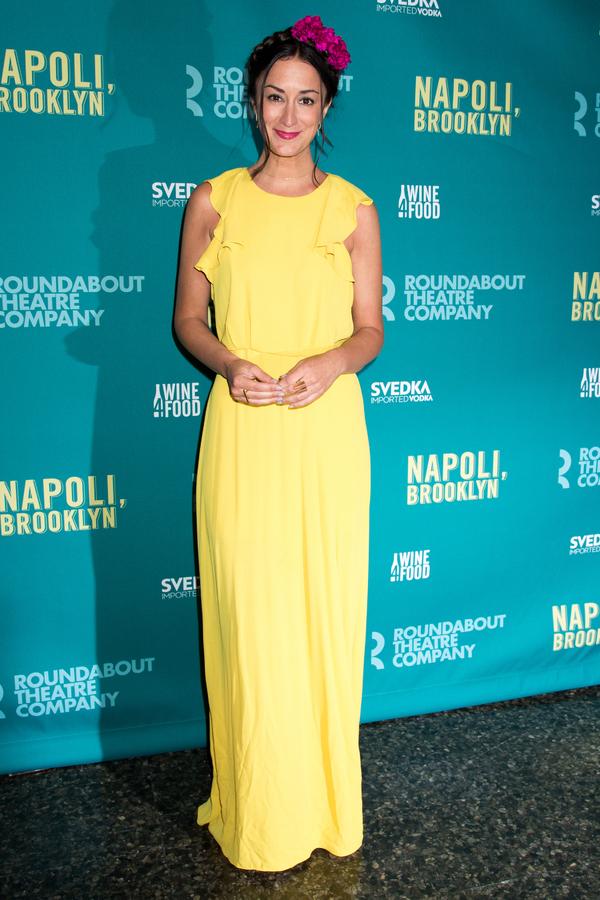 Photo Coverage: Roundabout Celebrates Opening Night of NAPOLI, BROOKLYN