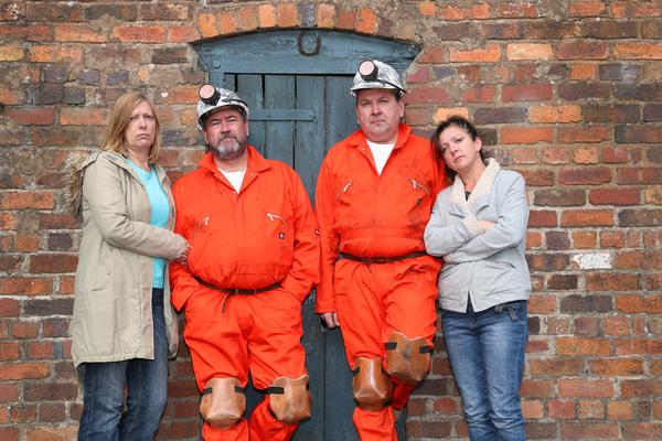 Susie Wilcox, Tim Jones, Greg Yates, and Donna Heaslip