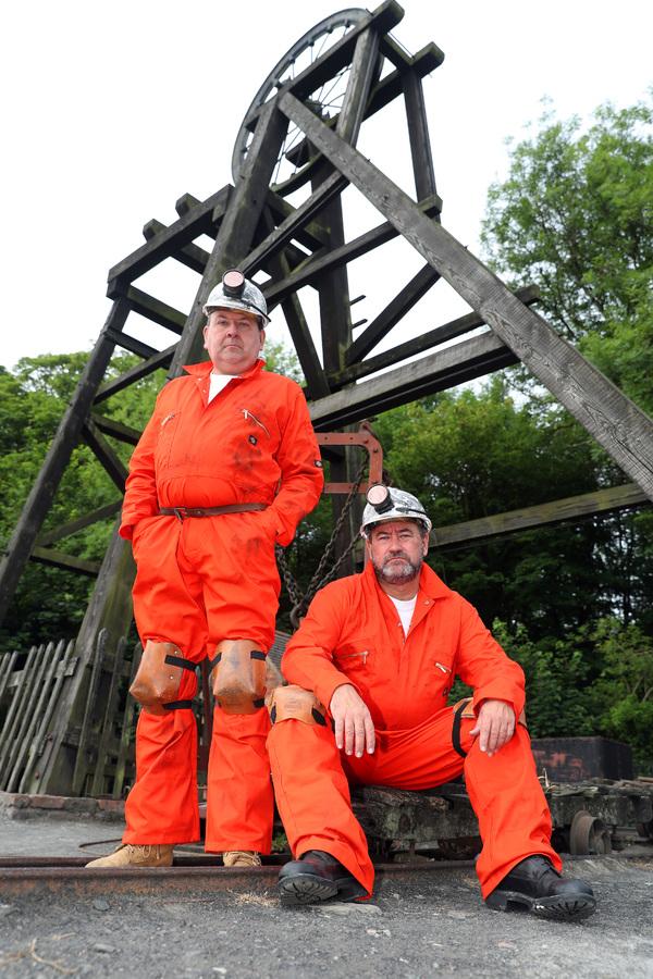 Tim Jones and Greg Yates