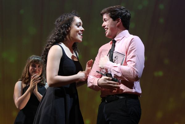 Tony Moreno and Sofia Deler Photo