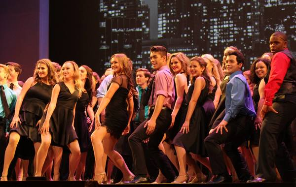 Photo Flash: America's Most Talented Teens Shine Onstage at the Jimmy Awards!