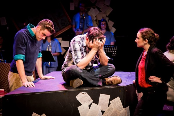 Photo Flash: First Look at A NEW BRAIN, Presented by Aurora Apprentice Company Alumni Series!