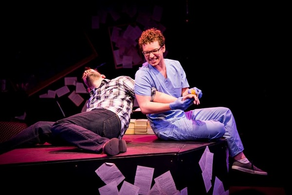Photos: First Look at A NEW BRAIN, Presented by Aurora Apprentice Company Alumni Series!