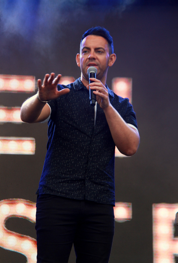 Photo Flash: Rachel Tucker and Ben Forster Take the Stage at WEST END LIVE 2017
