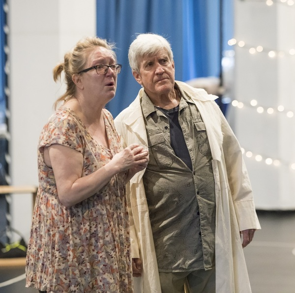 Photo Flash: Inside Rehearsal with Annaleigh Ashford, Phylicia Rashad and More for A MIDSUMMER NIGHT'S DREAM at Shakespeare in the Park