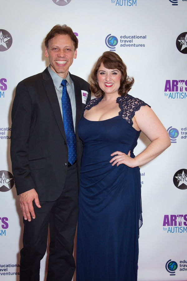 Michael Holzer and Jacque Carnahan Photo