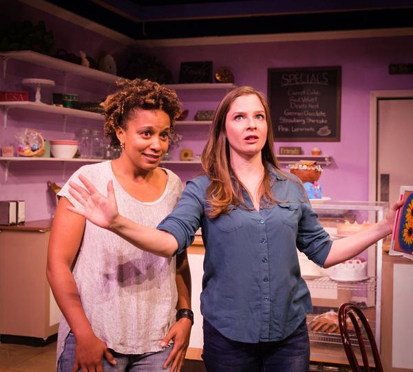 Carolyn Ratteray and Shannon Lucio Photo