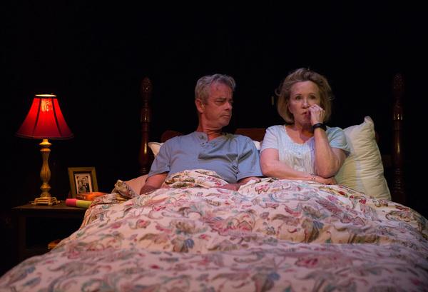 Joe Hart and Debra Jo Rupp
